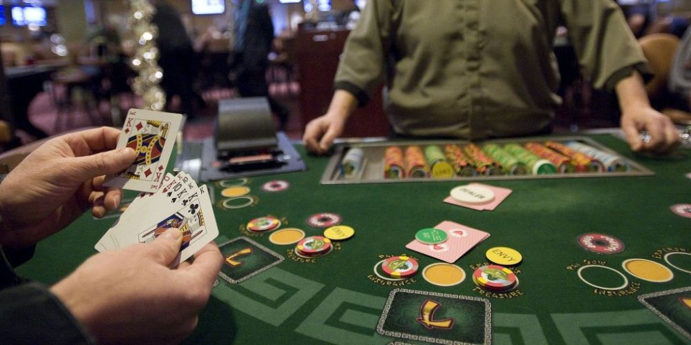 cartes Pai Gow Poker